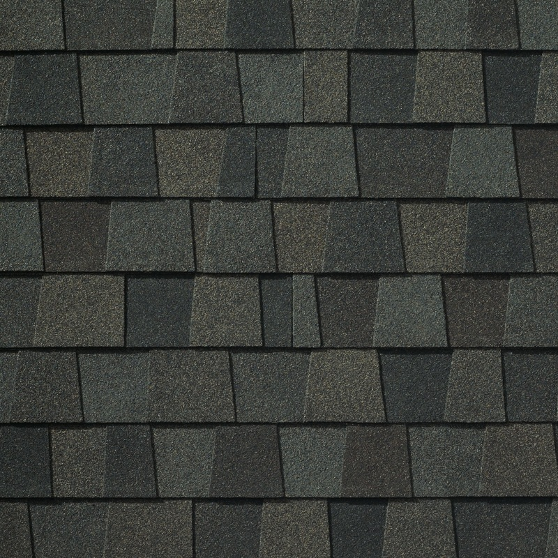 black architectural shingles. Plain Shingles Appalachian Sky Inside Black Architectural Shingles