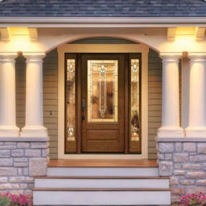 Benefits of therma tru door entry systems sci windows for Harvey therma tru doors